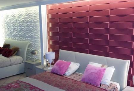 3 D Wall art pannel