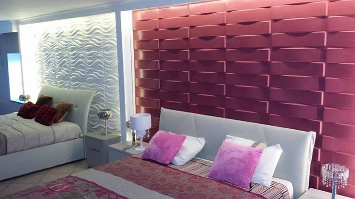 3D Wall Art Panel