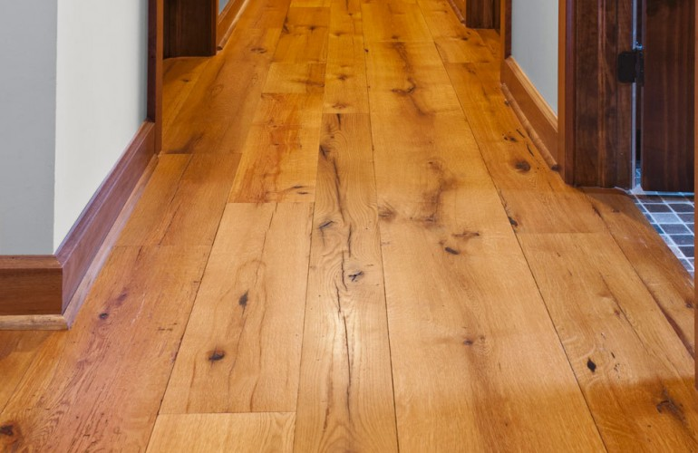 Wooden Leminate Flooring