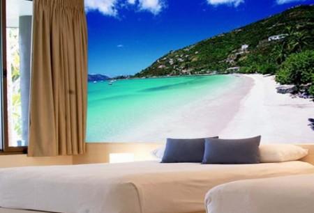 Beach View in Bedroom
