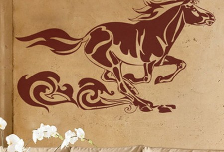 HorseRunning-Room1