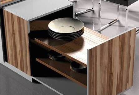 Kitchen Design in Wooden