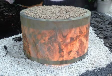 Stone Deco Pot