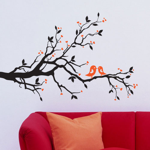 Wall Stickers Portfolio Categories Designer walls and floors