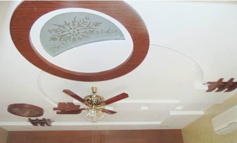 Wooden Designer Ceiling