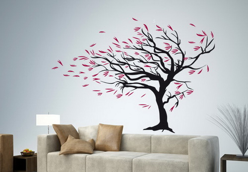 Artistic Wall Decal