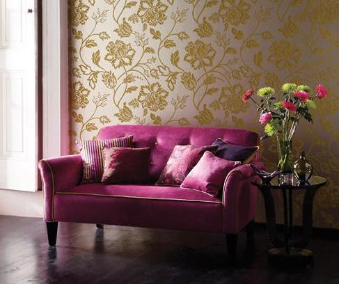 room wallpaper | designer walls and floors